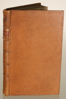BOSCAWEN, WILLIAM - A Treatise on Convictions on Penal Statutes