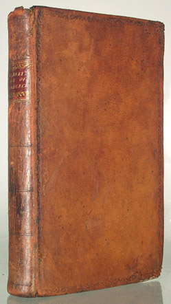 GILBERT, GEOFFREY - The Law of Evidence. By the late Lord Chief Baron Gilbert. The Fifth Edition, corrected; With Many Additions; and a Compleat Table to the Whole. Cohen 5055