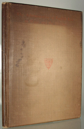 OWEN, HENRY - The Administration of English Law in Wales and the Marches. A Dissertation Read before the Regius Professor of Civil Law in the Schools at Oxford on the Thirty-first day of January, 1900